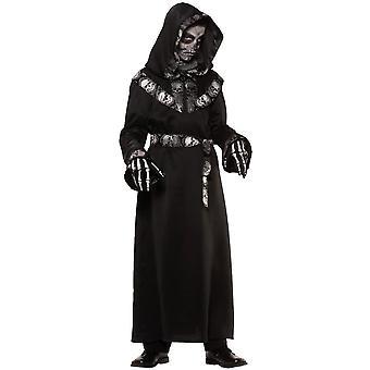 Skeleton Ghost Child Costume