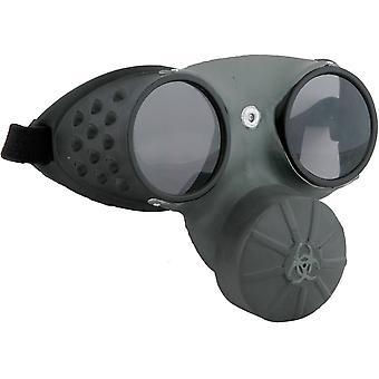 Glasses Gas Mask