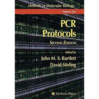 PCR protocollen door Bartlett & John M.