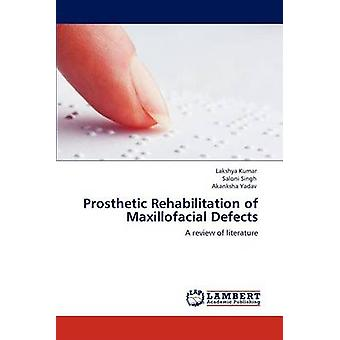 Reabilitação protética de defeitos maxilo-faciais por Kumar & Leandro