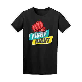 Mixed Martial Arts Fighting Fist Tee Men's -Image by Shutterstock