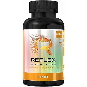 Reflex Nutrition HMB 500mg 90 Capsules (Sport , Muscle mass , Amino acids)