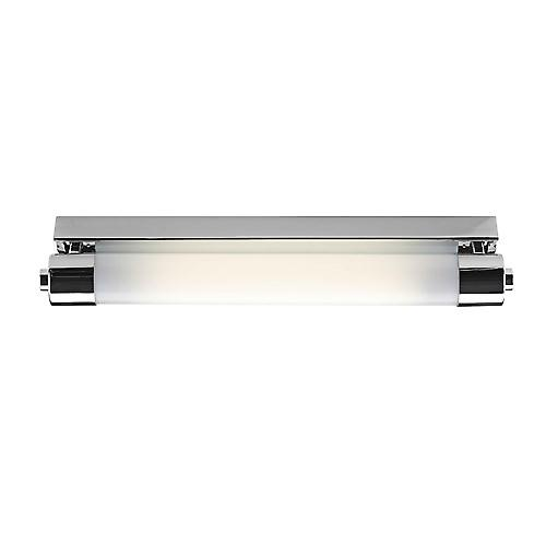 Dar PER0702 Perkins Small Strip Light Wall Bracket Ip44 Lamp Complete With Bulb