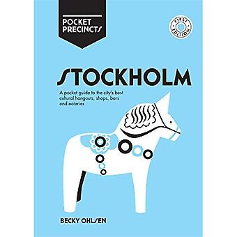 Stockholm Pocket Precincts: A Pocket Guide to the City's Best Cultural Hangouts, Shops, Bars and Eateries (Pocket Precincts)