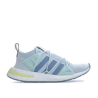 Womens adidas Originals Arkyn Trainers In Blue Tint