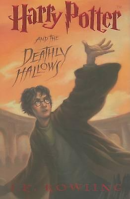 Harry Potter and the Deathly Hallows (large type edition) by J K Rowl