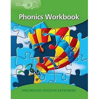Little Explorers A - Phonics Workbook by Louis Fidge - 9781405061124 B
