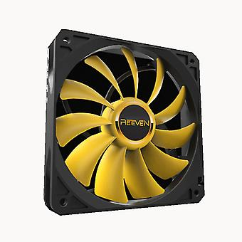 Reeven Coldwing 12 Cm Silent 800RPM 3 Pin Fan