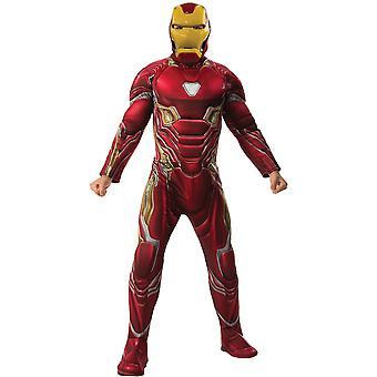 Adult Iron Man Costume - Avengers