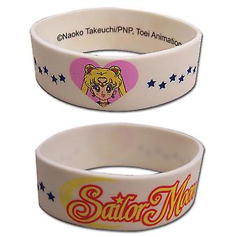 Wristband - Sailor Moon - New Sailor Moon Toys Rubber Licensed ge88053