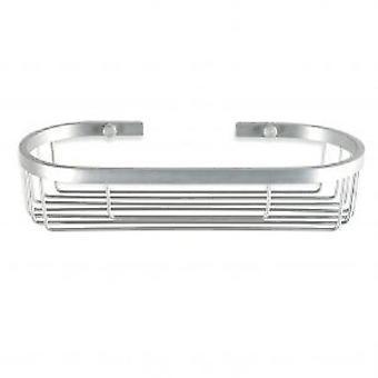 Tatay Ice Oval basket 29X12X6,5 (Bathroom accessories , Shelves and Hooks)
