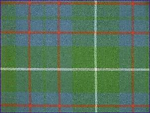 MacIntyre Hunting, Antique - Tartan Pure Laine
