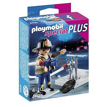 Playmobil 4795 Firefighter with Hose