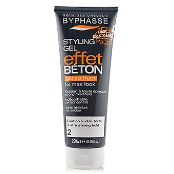 Byphasse Effect Cement pomade Fixation X-Xtra Strong 250 Ml