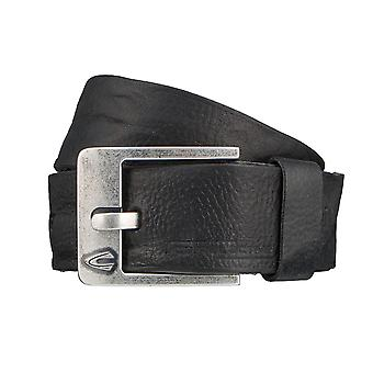 Camel active belts men's belts leather belt black 3217