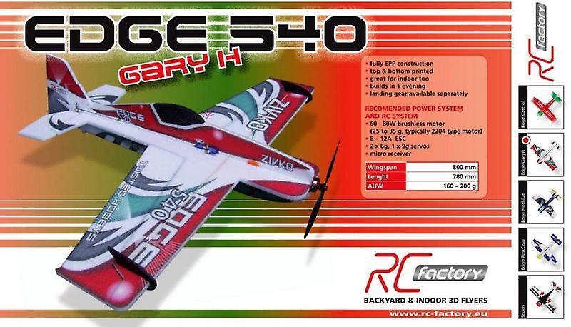 EDGE 540 EPP kit Gary H.