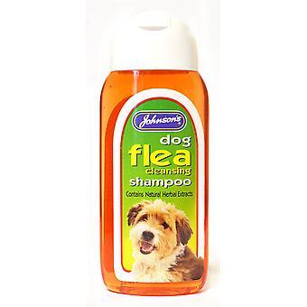 Jvp Dog Flea Cleansing Shampoo 200ml (Pack of 6)