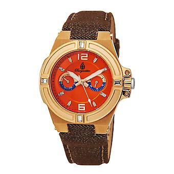 Burgmeister gents quartz watch Denim, BM220-390-1