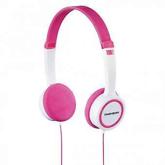 THOMSON HED1105 Headphones On-ear, Pink, for children, 85dB