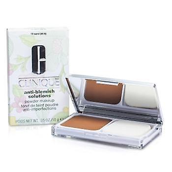 Clinique Anti Blemish Solutions Powder Makeup - # 18 Sand (M-N) - 10g/0.35oz