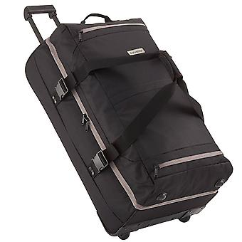 Travelite basics XXL Doppeldeckertrolley travel bag with wheels 94 L