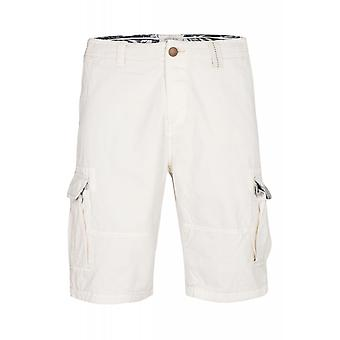 URBAN SURFACE mens pants cargo shorts beige Bermuda style