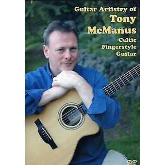 Tony McManus - Guitar artisteri af Tony McManus: Celtic Fingerstyl [DVD] USA import