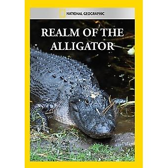 Realm af Alligator [DVD] USA importerer