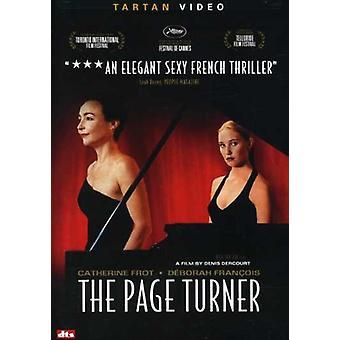 Side Turner [DVD] USA importerer