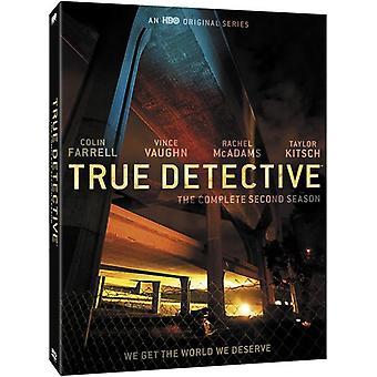 True Detective: Temporada 2 importación de Estados Unidos [DVD]