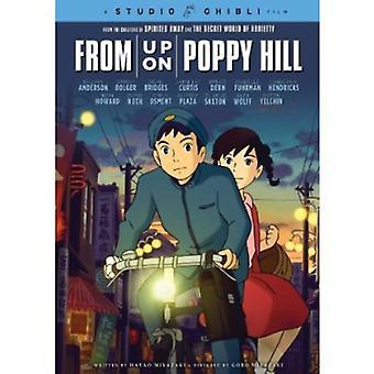 De encima de colina de amapola [DVD] los E.e.u.u. de importación