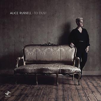 Alice Russell - til støv [CD] USA import