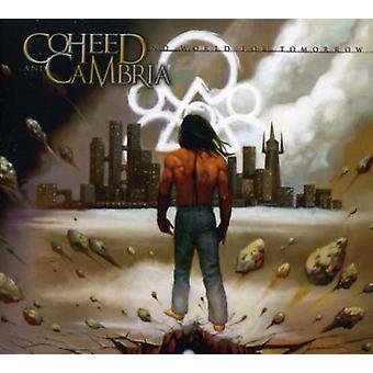 Coheed & Cambria - No World for Tomorrow [CD] USA import