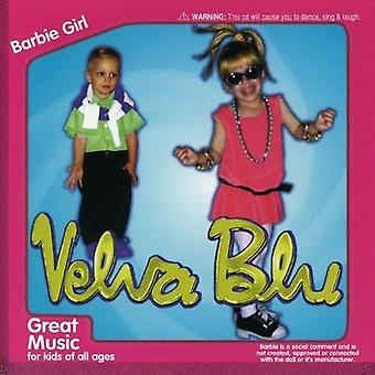 Velva Blu - Barbie Girl-the Album [CD] USA import