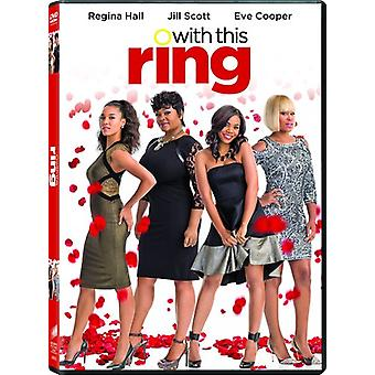 With This Ring [DVD] USA import