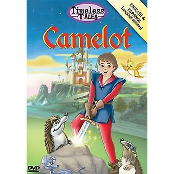 Camelot [DVD] USA import