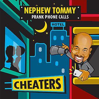 Nevø Tommy - snydere [CD] USA importerer