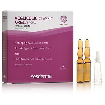 Sesderma Classic Ampollas Forte 5 Units (Cosmetics , Facial , Creams with treatment)