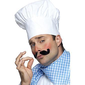 Koch Mütze Koch Le Chef Küchenchef Hut Kochmütze