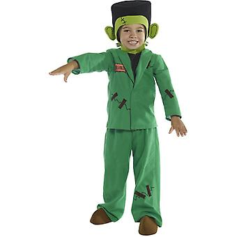 Franc stone costume Monster Frankenstein kids costume