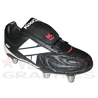 KOOGA VS-X 2.0 hybrid low cut soft toe rugby boot junior