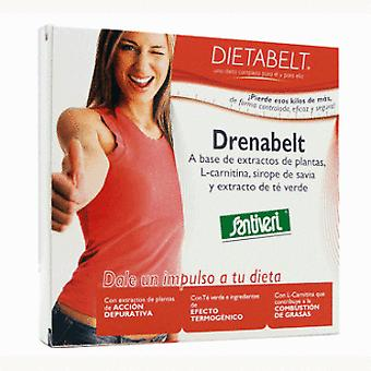 Santiveri Drenabelt Diet 10 Blisters (Diet , Supplements)