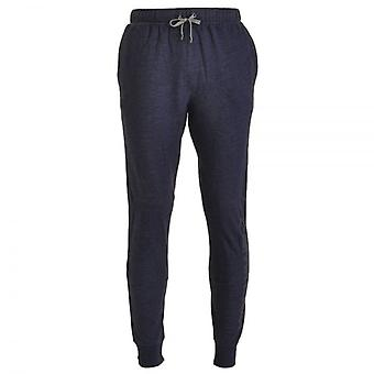 Calvin Klein Logo Lounge Joggers, Blue Shadow, X-Large