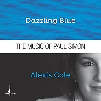 Alexis Cole - Dazzling Blue [CD] USA import
