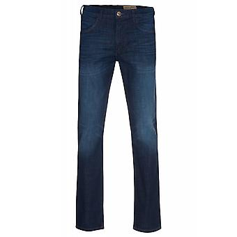 Wrangler Arizona pants mens jeans blue W12O-91-84Y