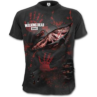 Spiral Walking Dead Daryl All Infected Ripped T-Shirt XXL