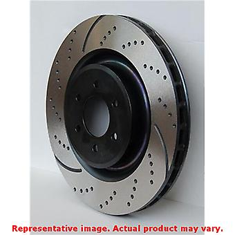 EBC Brake Rotors - GD Sport GD7210 Fits:CHEVROLET | |2002 - 2002 AVALANCHE 2500