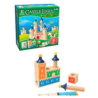 Smart Games Castle Logix Madera (Toys , Boardgames , Skills)