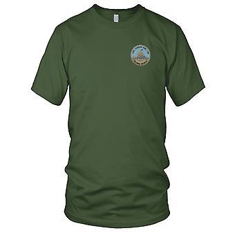 US Navy Cohoes ANL-78 gestickt Patch - Damen T Shirt
