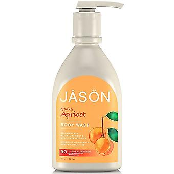 Jason Bodycare, Apricot Body Wash, 840ml